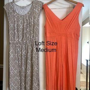 Adorable Summer Dresses from Loft